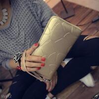 Fashion Lady Women Clutch Long Purse PU Leather Wallet Card Holder Handbag Bag