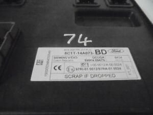Details about FORD TRANSIT FUSE BOX/BODY CONTROL MODULE - 8C1T-14A073-BD -  FITS VANS 2006-14