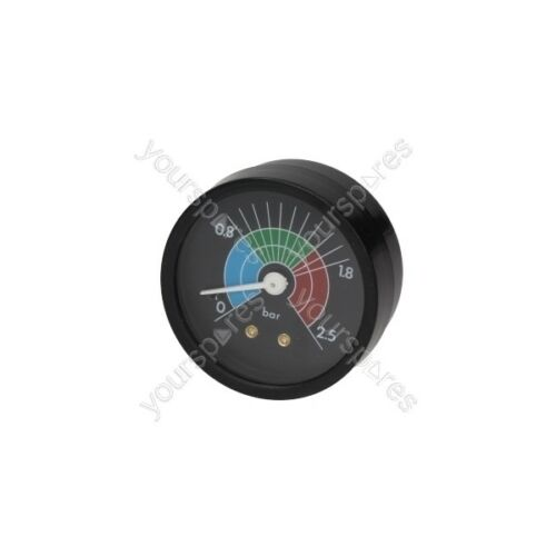 Cimbali Machine à café chaudière manomètre ø 57 mm 0 ÷ 2.5 bar