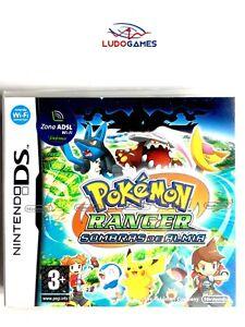 Pokemon-Ranger-Shadows-Almia-3DS-Nintendo-Scelle-Neuf-Videojuego-Scelle-Nouveau