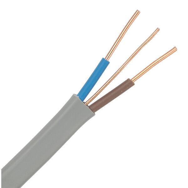 6.0 mm twin & câble et la Terre 6242Y coupés coupés coupés à longueur gris | Technologies De Pointe  438f43