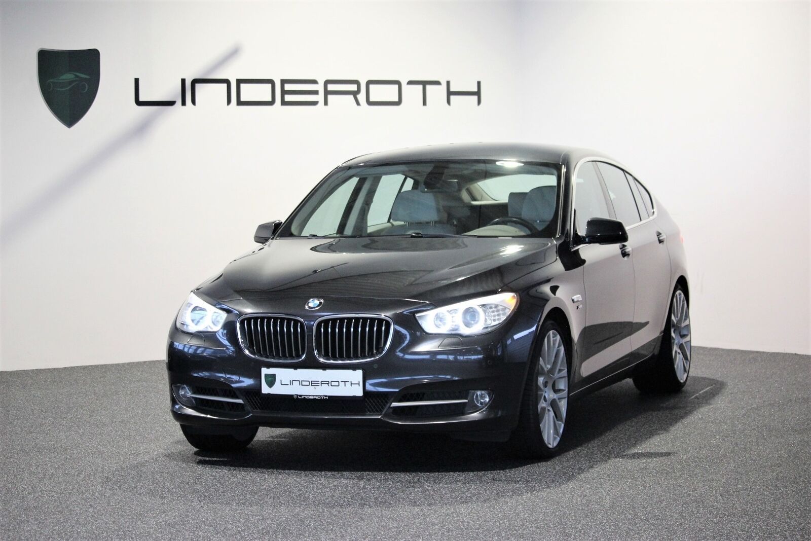 BMW 535d 3,0 Gran Turismo xDrive aut. 5d - 329.500 kr.