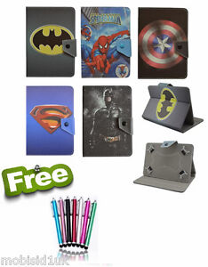 "Common Kids Leather Stand Case Cover For Huawei Mediapad T3 7.0 (7""inch) tablet"