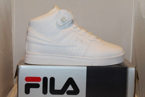 Vulc Hombres Top Plus Leather Shoes Mid High Athletic Casual F13 13 Suede Fila 5HTHqZ