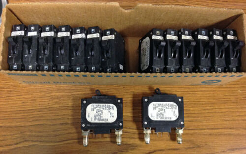 1 AIRPAX 3 Amp DC Circuit breaker  LELK1-1REC4-30326-3 NEW Surplus