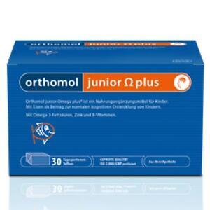 Orthomol Junior Omega Plus Kaudragees Für 30 Tage Pzn 10523928 Solange Verfügbar Ebay