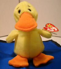 Beanie Baby Quackers - 1993/94 Tag Error - Retired RARE! - PRICE REDUCED (O68)