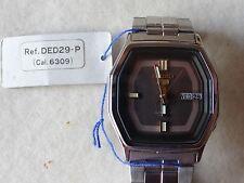 Nuevo viejo stock Vintage Seiko 5 Reloj Automático ded 29-P Cal 6309 de octubre de 1982