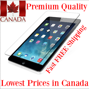 Premium Tempered Glass Screen Protector Ipad Mini And Others Retail