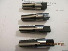 Tool 872 Machine Repair Shop Tools Pipe Tap New Ub 38 18 Npt Hss G Usa