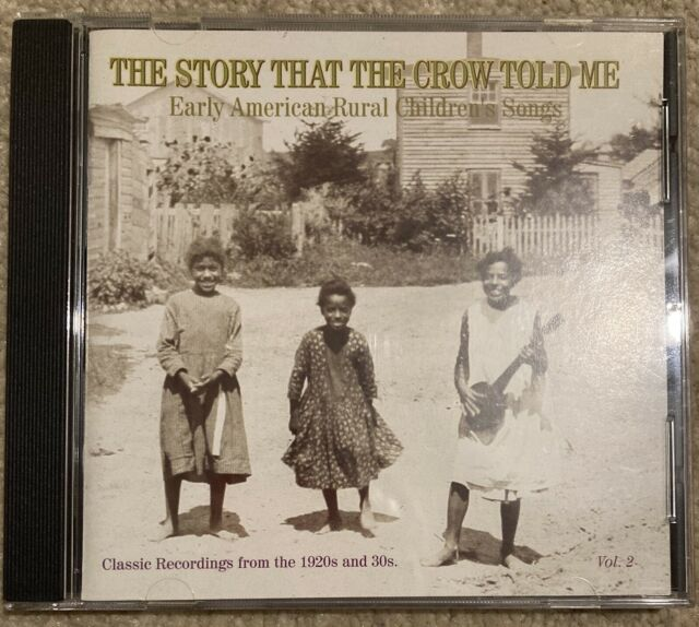 Various Artists - The Story That the Crow Told Me Vol. 2 (Yazoo 2052)