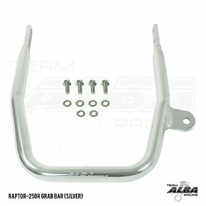 Yamaha Raptor 125 250  Grab Bar  Rear Bumper Aluminum  Alba Racing  192 T5 S