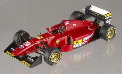 tomar hasta un 70% de descuento Ferrari 412 412 412 T1B  28 G.Berger  Winner German GP  1994 (Mattel Elite 1 43   N5583)  ventas en linea