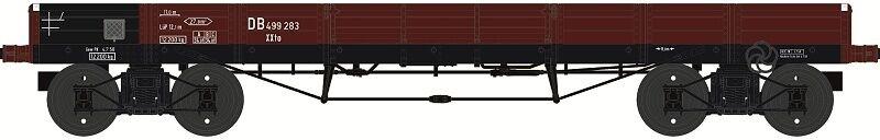 REE MODELES WB-400 - PLATFORM XXto - DB Ep. III - H0