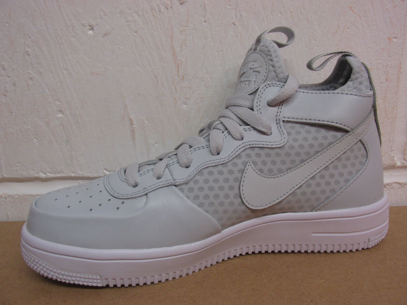Nike Air GS Force 1 Ultraforce Mid GS Air Hi Top Trainers 869945 002 Sneakers Schuhes a3e529