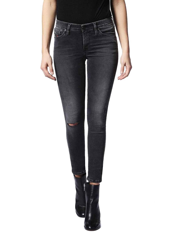 Diesel Skinzee 0679P Elasticizzato women Jeans Aderenti