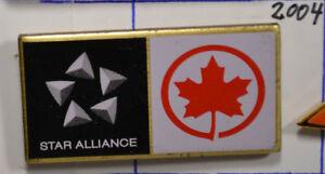 Kanada 3,5 X 1,5 Cm Vornehm Lufthansa Verkaufsrabatt 50-70% an2004