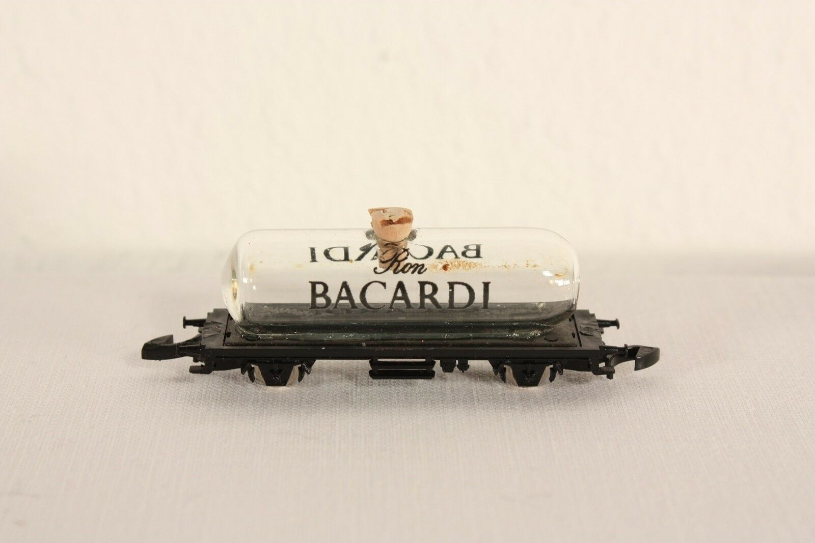 Traccia Z,  Bacardi  vetro Caldaia Carrello, 1:220,  ab871 Top