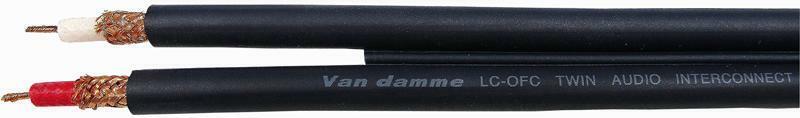 CABLE TWIN AUDIO HI-FI-CABLE BLACK 5M CABLE/WIRE MULTICORED - CC55808