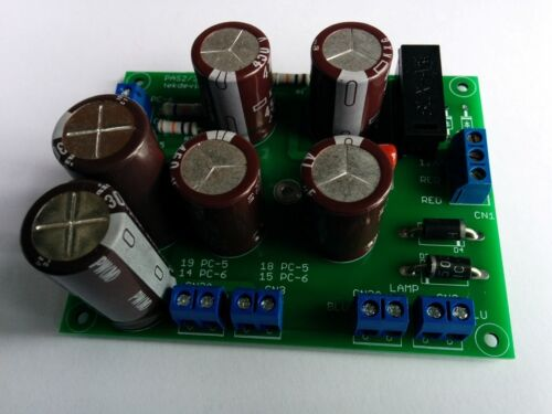 HV B And Heater Capacitor Power Supply Board For DYNACO PAS2 PAS3