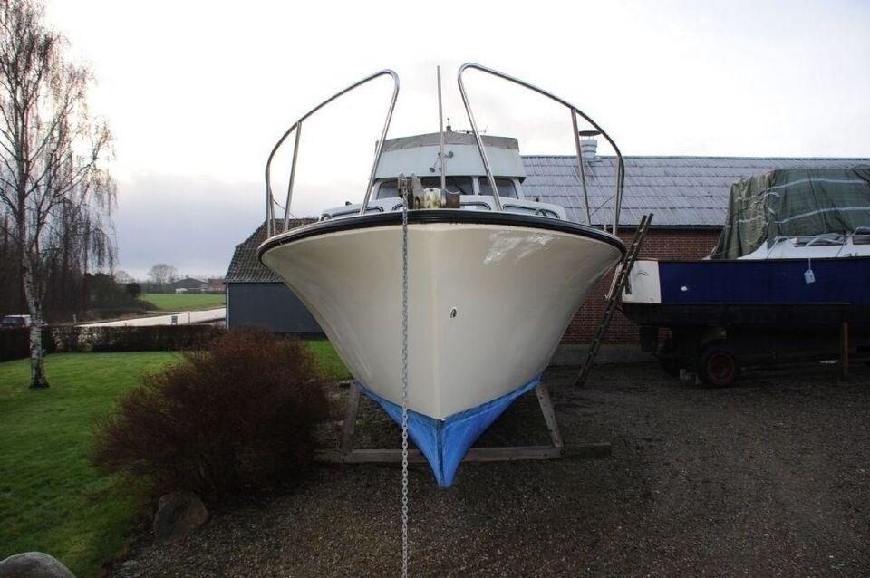 Jupiter 40, Motorbåd, 1969