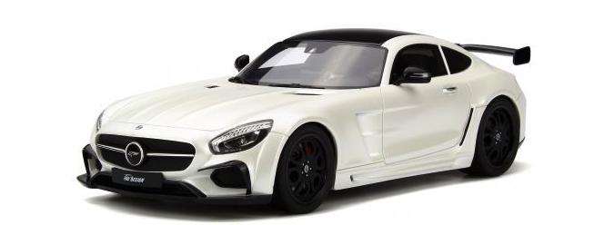 GT SPIRIT échelle 1 18 Mercedes-AMG GT-R FAB design Areion Blanc