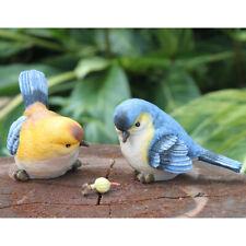 "Set of 2 Inchs Resins New Delton Decoration Figure 3.9x6.7/"" Hummingbirds"
