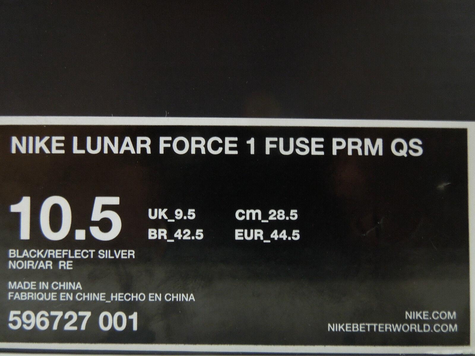 Nike lunar force 1. qs prämie prm qs 1. - bereich