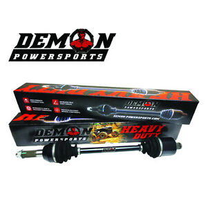 Demon Powersports PAXL-1134HD Heavy Duty Axle