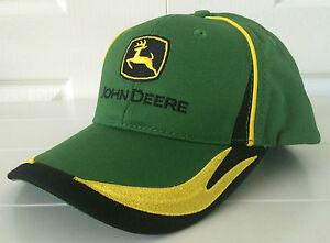 John Deere Gorro de Trucker/ /Verde//Negro
