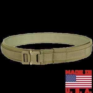 Condor Outdoor Cobra Gun Belt (Coyote Tan  XL) 33318