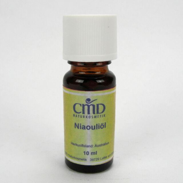 (72,90/100ml) CMD Niaouli naturreines ätherisches Öl Niaouliöl Niauliöl 10 ml