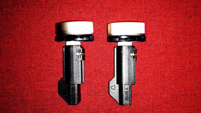 Zwei x Knebel für Steuergerät Neff Mega Backofen Herd 00427484 BSH 00173204