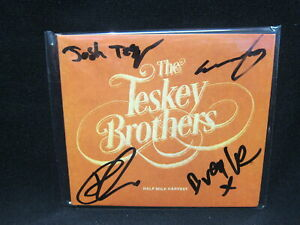 The-Teskey-Brothers-Half-Mile-Harvest-Signed-Poor-Original-Case