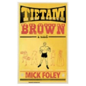 MICK-FOLEY-TIETAM-BROWN-BRAND-NEW-FREEPOST-UK