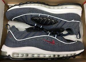 Nike Air Max 98 QS Thunder Blue Denim