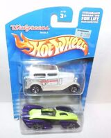 Hot Wheels Walgreens Series 3 - 2 Pack From 2000 In Package - Free Ship
