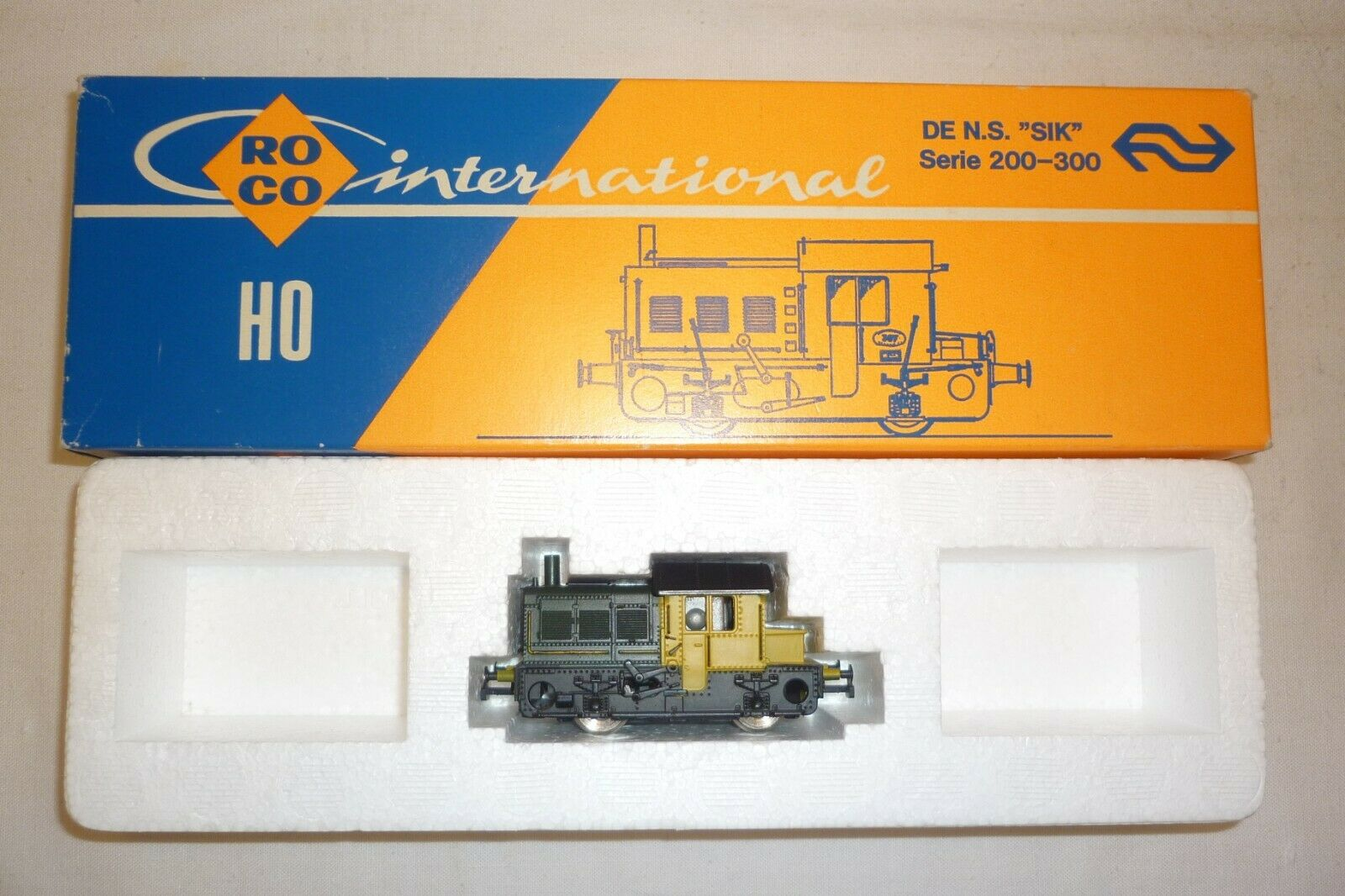 Roco - Échelle H0 - 04153 B Locomotive Diesel de N. S.