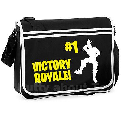 Gaming Victory Royale 1 Messenger Bag