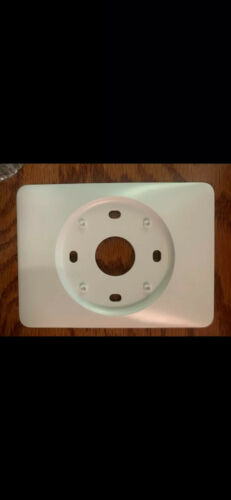 White Original Nest Thermostat 3rd Generation Back Wall Plate Cover