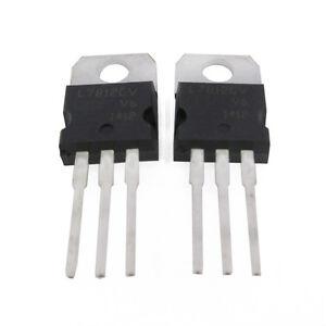 10Pcs-L7915-L7915CV-LM7915-7915-15V-Spannungsregler-Voltage-Regulator-TO-220