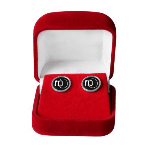 """Mi-pendientes DIY set /""""Silvy/"""" 925er Sterling plata 9-13mm con schmuckbox roja"""