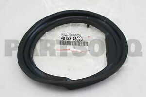 FRONT COIL SPRING 4815830020 Genuine Toyota INSULATOR RH//LH 48158-30020 LOWER