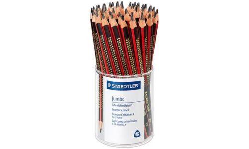 50er Köcher #50xSTAEDTLER Schreiblern-Bleistift jumbo