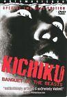 Kichiku: Banquet of the Beasts (DVD, 2004, 2-Disc Set)