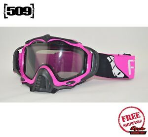17dcbff8298 Image is loading 509-SINISTER-X5-SNOWMOBILE-GOGGLE-PHOTOCHROMATIC-AUTO-TINT-