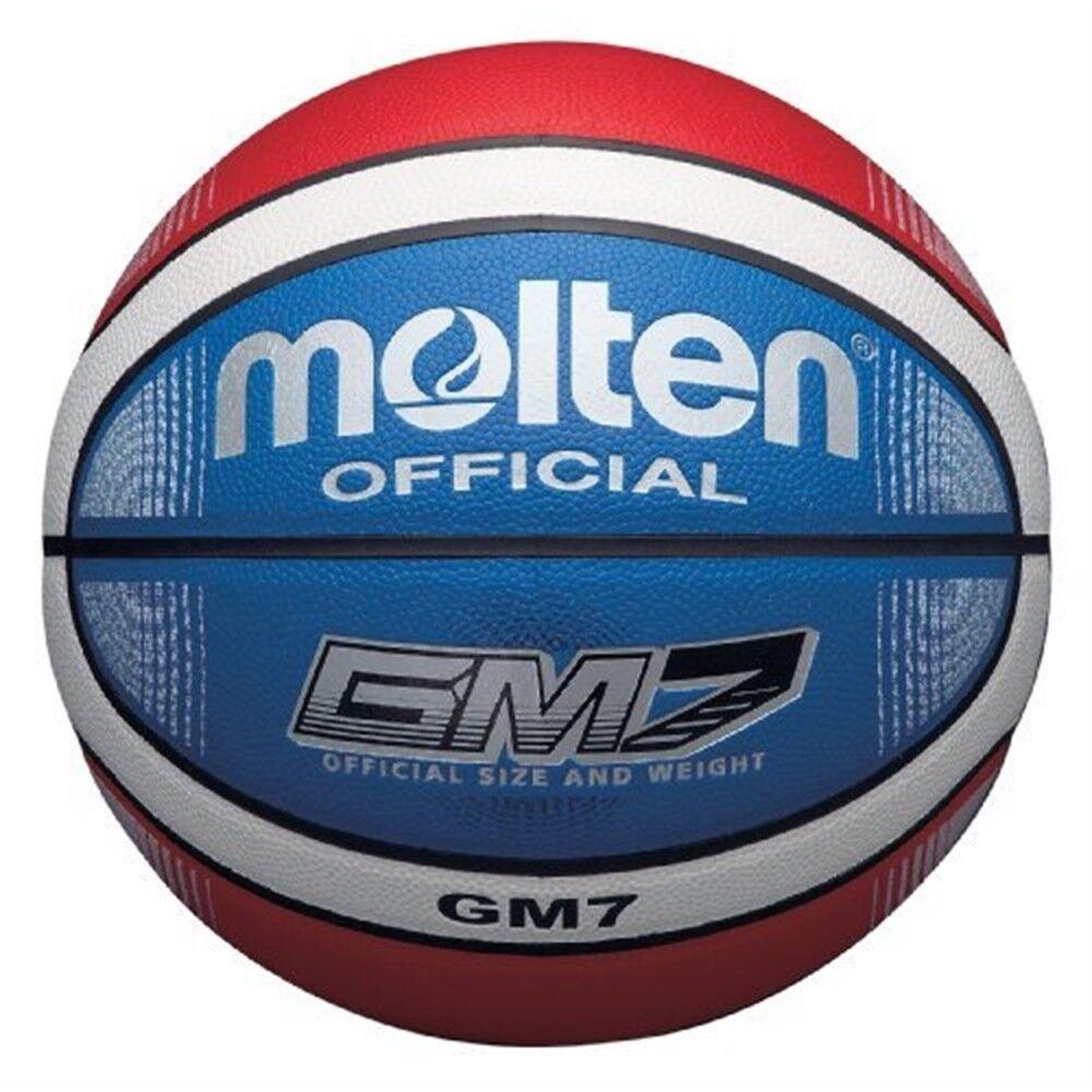 Molten Basketball - bluee, Size 6 - bluee