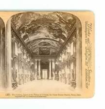 B1110 U&U 37 Palace Of Prince Of Colonna Oldest Roman Family Rome Italy D