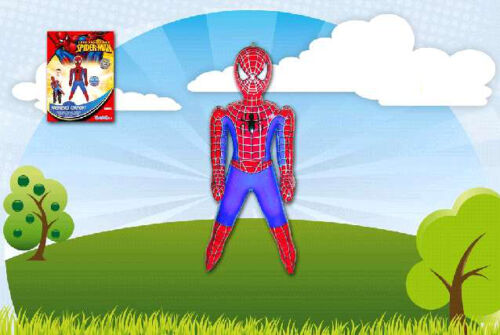 60cm Spiderman Inflatable Soft Balloon Toy Kids Boys Large Disney Marvel Legends