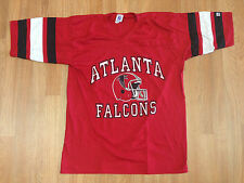 Vintage Deadstock Atlanta Falcons Logo 7 Shirt Jersey snapback V Neck